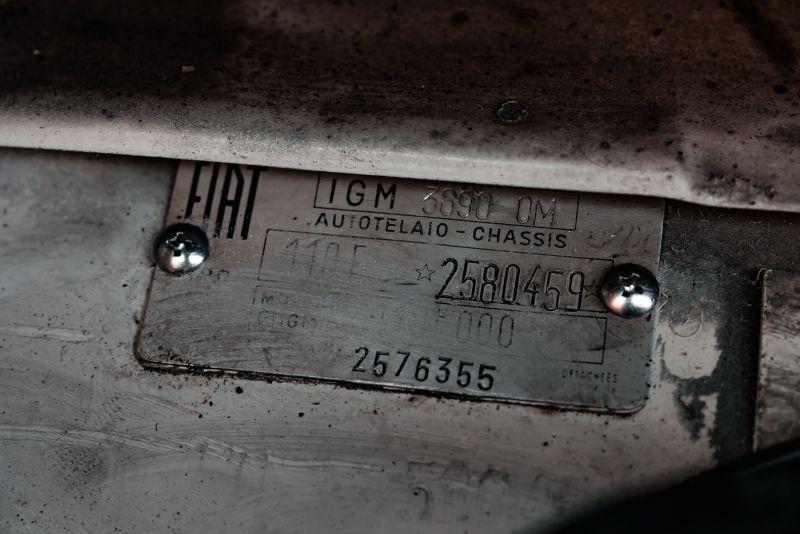 1970 FIAT 500 F 76443
