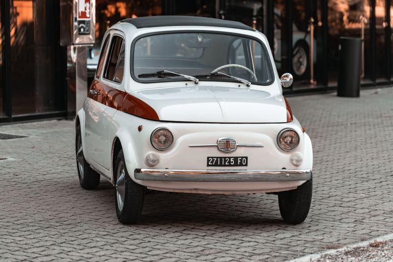 1970 FIAT 500 F 76409