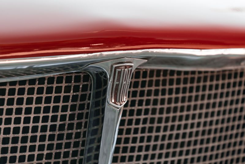 1962 Fiat 1200 Cabriolet Pininfarina 76333