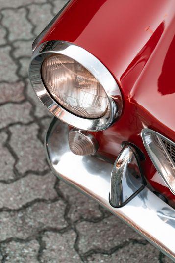 1962 Fiat 1200 Cabriolet Pininfarina 76330