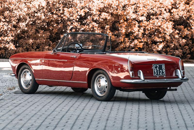 1962 Fiat 1200 Cabriolet Pininfarina 76328