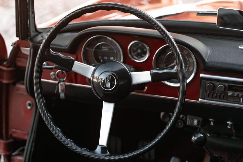 1962 Fiat 1200 Cabriolet Pininfarina 76343