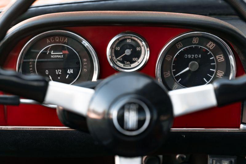 1962 Fiat 1200 Cabriolet Pininfarina 76340
