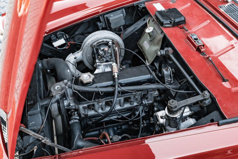 1962 Fiat 1200 Cabriolet Pininfarina 76353