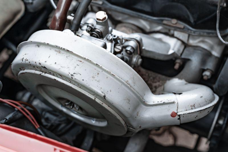 1962 Fiat 1200 Cabriolet Pininfarina 76354