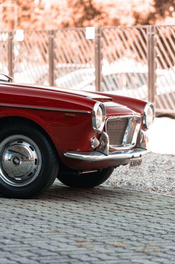 1962 Fiat 1200 Cabriolet Pininfarina 76321