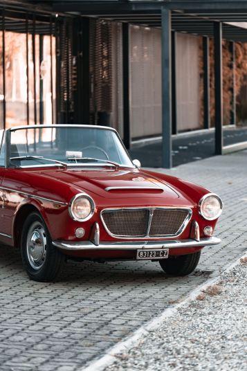 1962 Fiat 1200 Cabriolet Pininfarina 76320