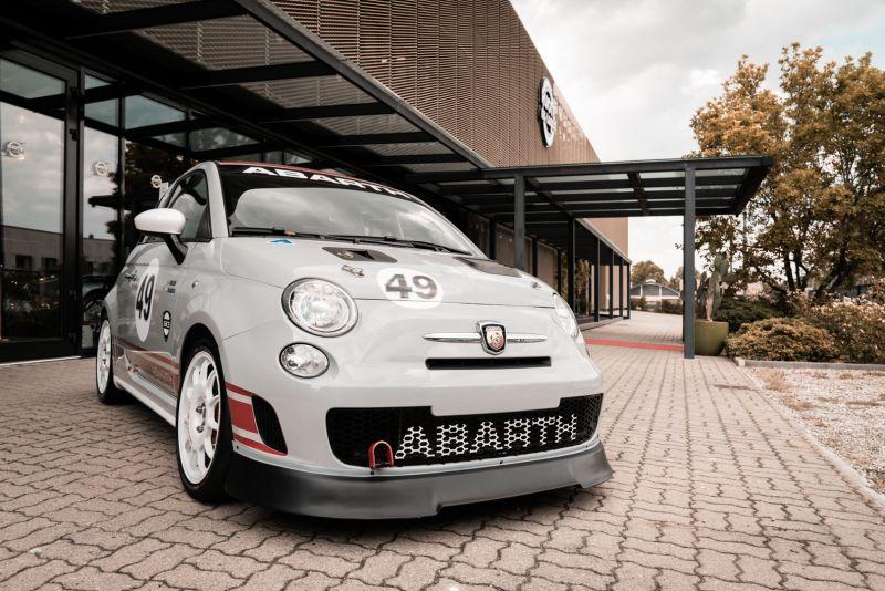 2008 Fiat 500 Abarth Assetto Corse 45/49 77343