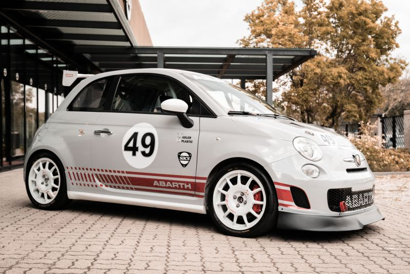 2008 Fiat 500 Abarth Assetto Corse 45/49 77341