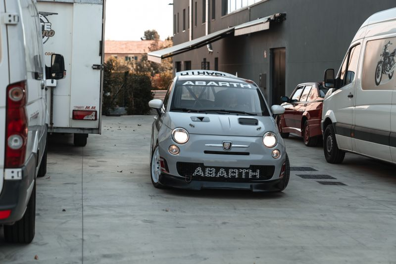 2008 Fiat 500 Abarth Assetto Corse 49/49 79318