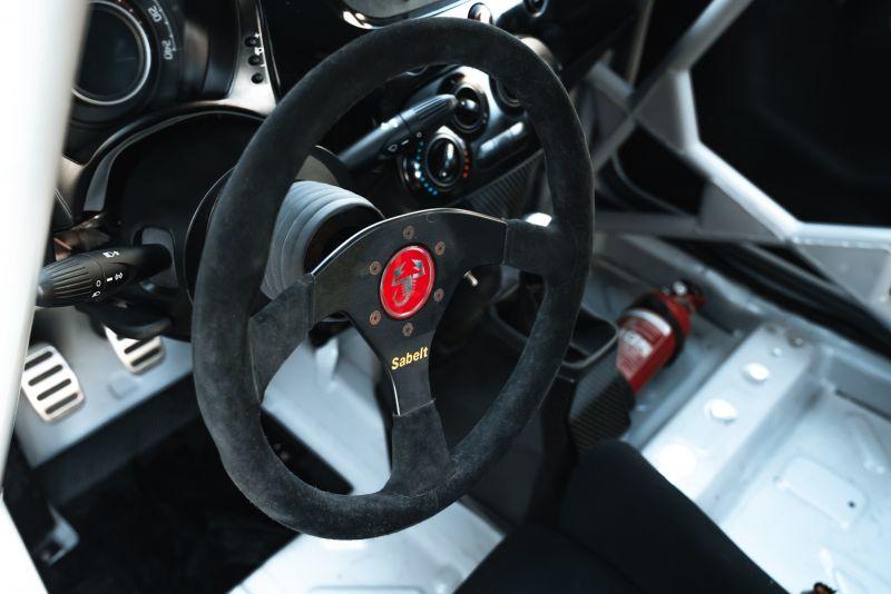 2008 Fiat 500 Abarth Assetto Corse 49/49 79348