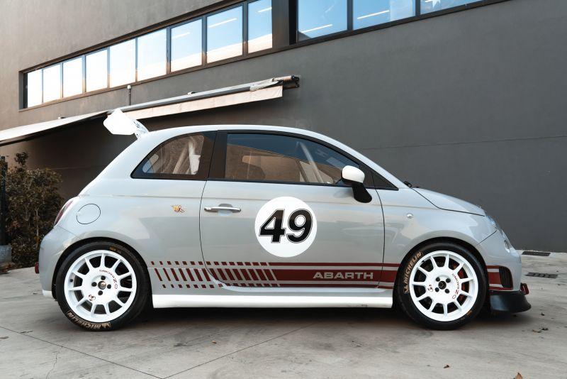 2008 Fiat 500 Abarth Assetto Corse 49/49 79310