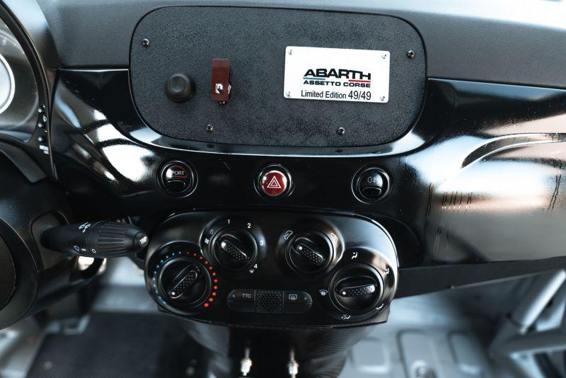 2008 Fiat 500 Abarth Assetto Corse 49/49 79357