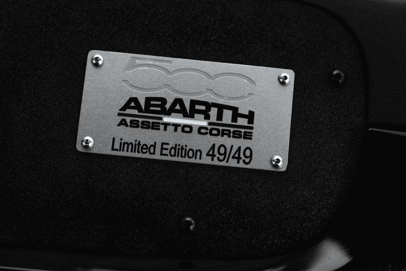2008 Fiat 500 Abarth Assetto Corse 49/49 79329