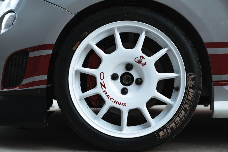 2008 Fiat 500 Abarth Assetto Corse 49/49 79330