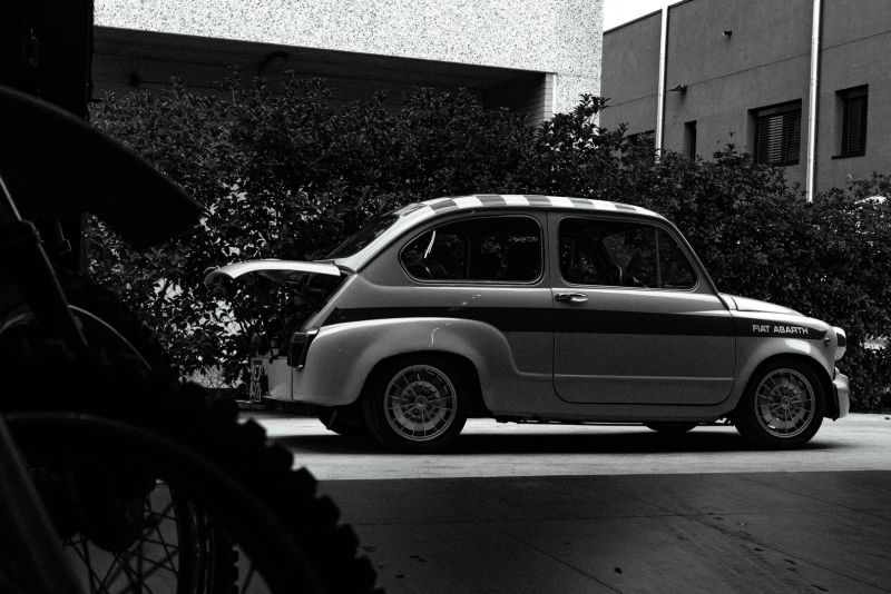 1967 Fiat 600 D Abarth Replica 80467