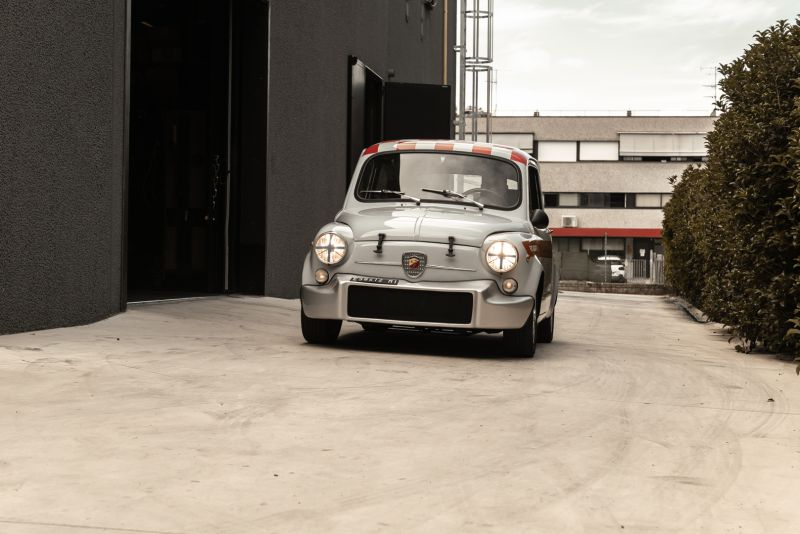 1967 Fiat 600 D Abarth Replica 80457
