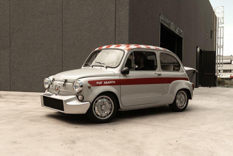 1967 Fiat 600 D Abarth Replica 80462