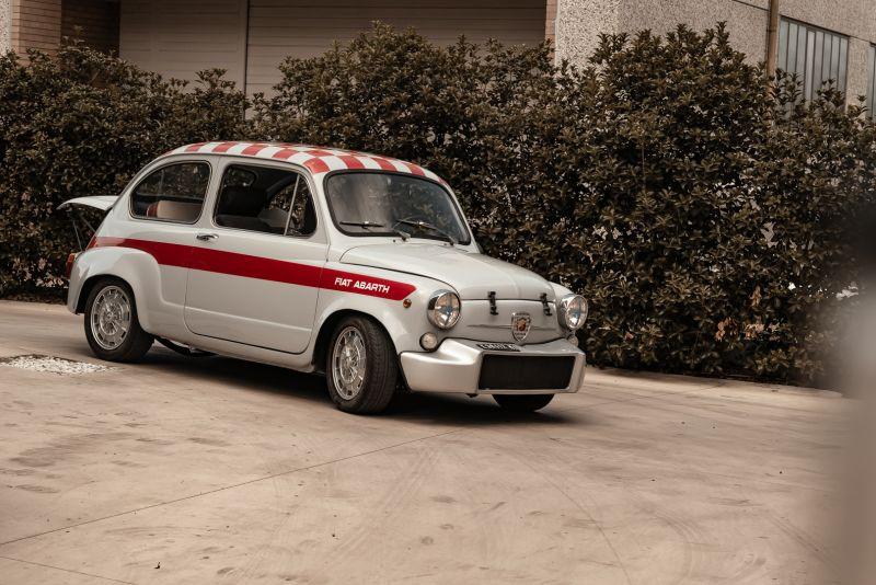 1967 Fiat 600 D Abarth Replica 80458