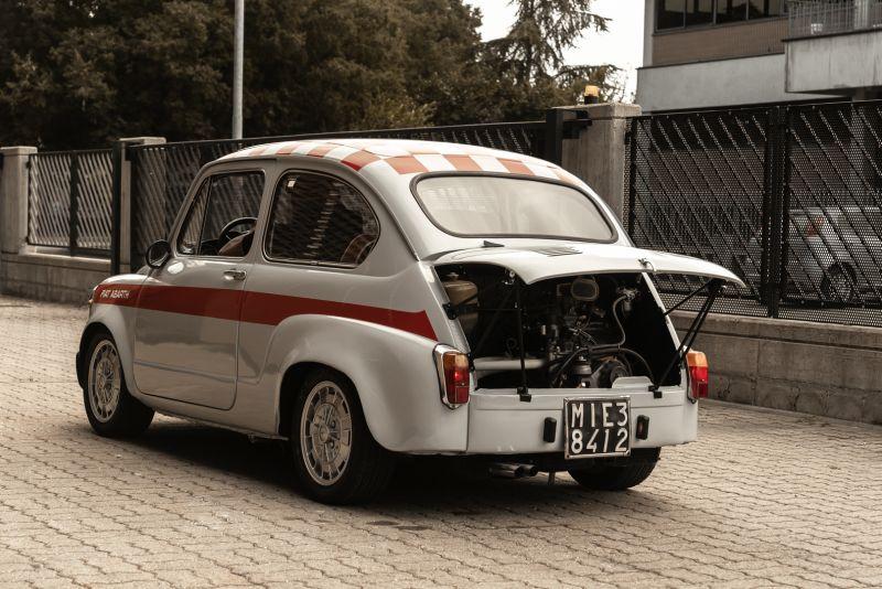 1967 Fiat 600 D Abarth Replica 80464