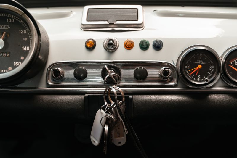 1967 Fiat 600 D Abarth Replica 80474