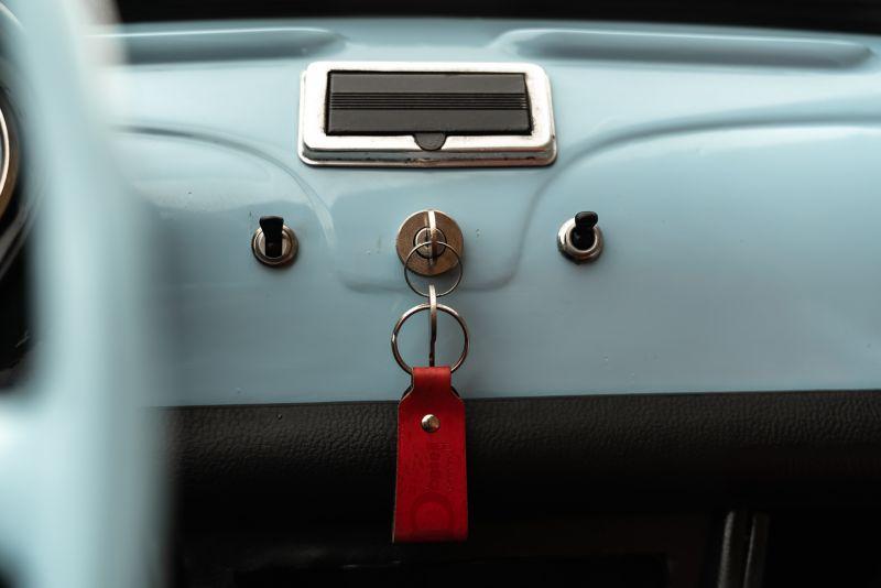 1971 Fiat 500 F Replica Speedster 80072