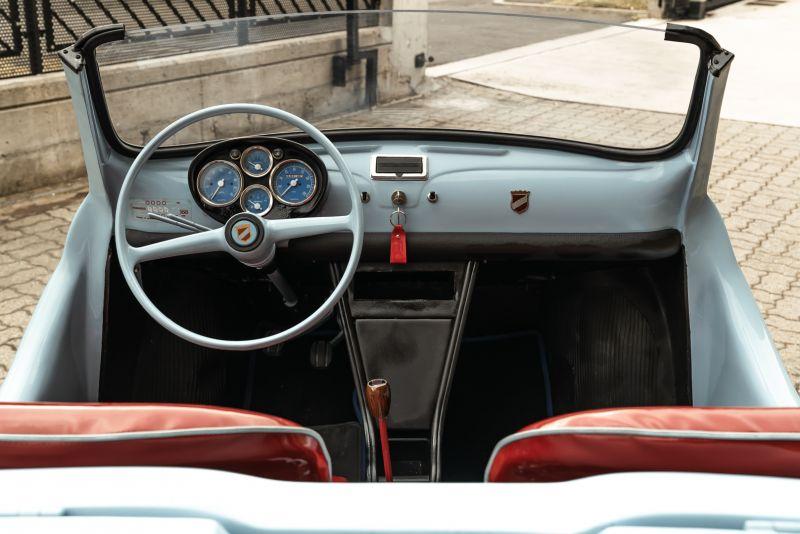 1971 Fiat 500 F Replica Speedster 80075