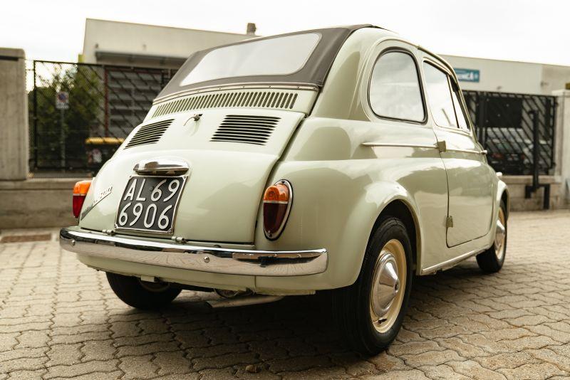 1959 Fiat 500 N 80009
