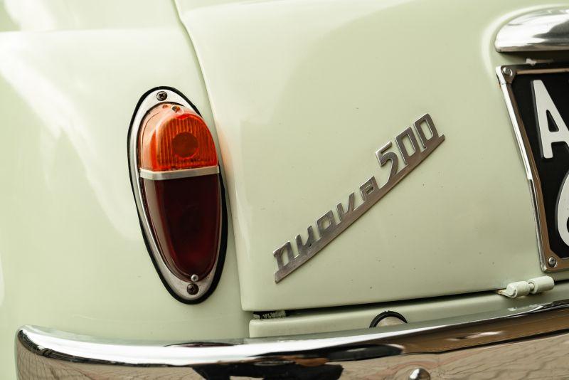 1959 Fiat 500 N 80021