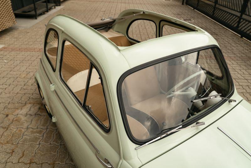 1959 Fiat 500 N 80024
