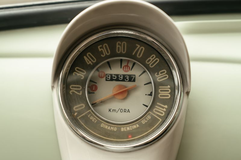 1959 Fiat 500 N 80040