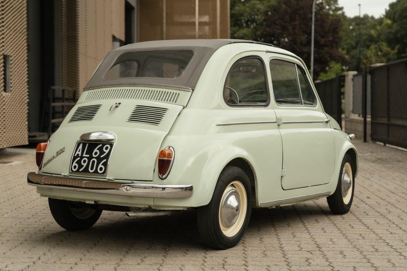 1959 Fiat 500 N 80006