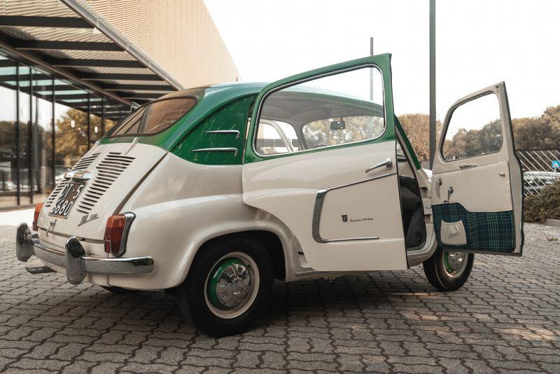 1959 Fiat 600 Lucciola Francis Lombardi 81665