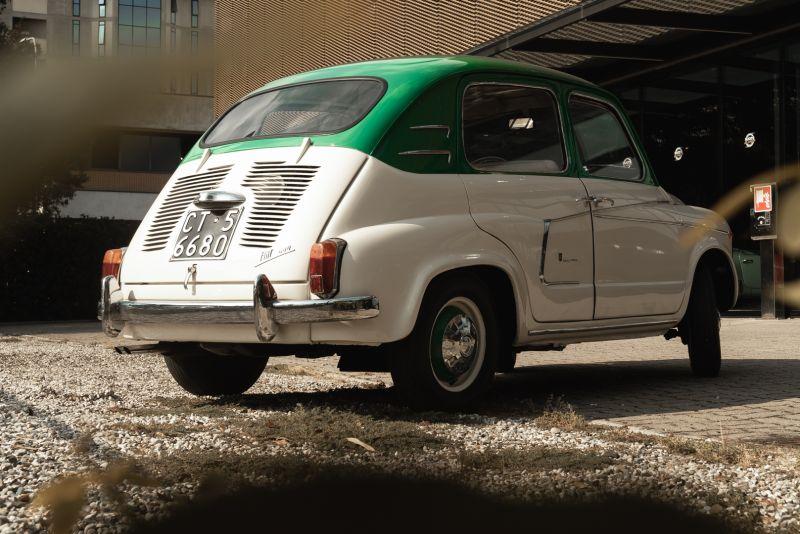 1959 Fiat 600 Lucciola Francis Lombardi 81663