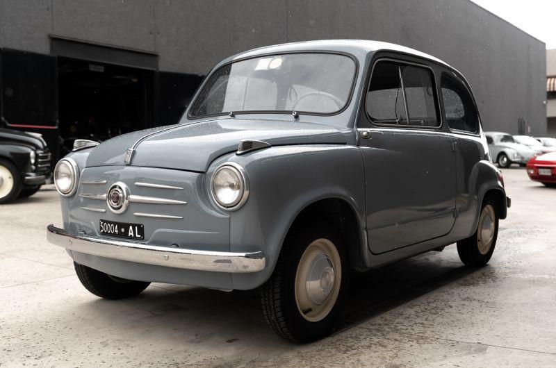 1956 Fiat 600 1° Serie 81792