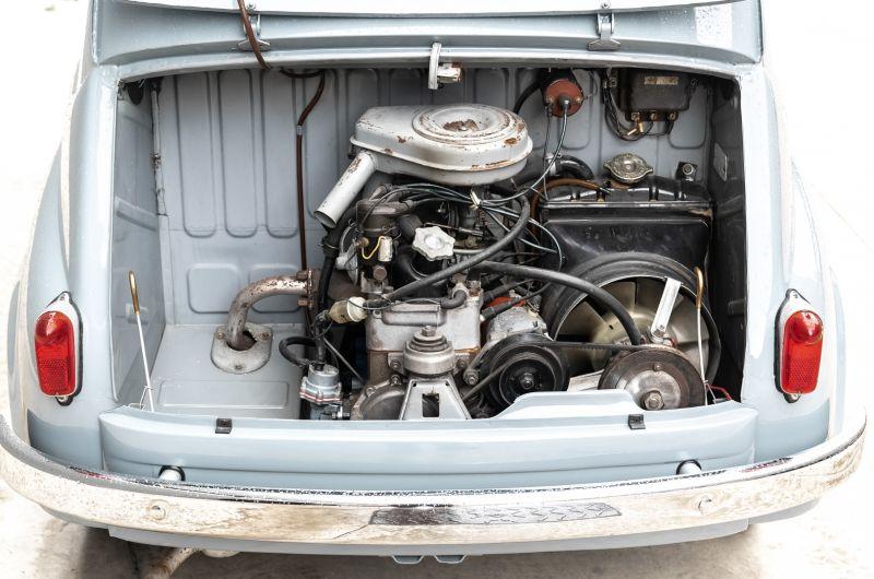 1956 Fiat 600 1° Serie 81825