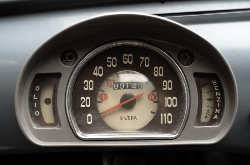 1956 Fiat 600 1° Serie 81822