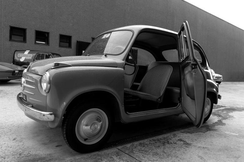 1956 Fiat 600 1° Serie 81793