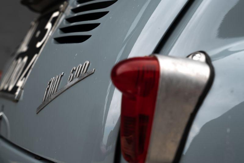 1956 Fiat 600 1° Serie 81799