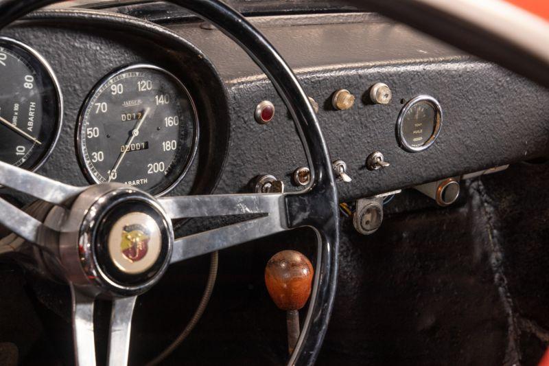1960 Fiat Abarth 750 Bialbero record Monza 33326