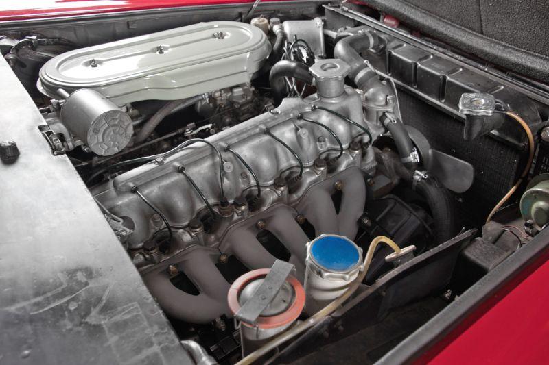 1963 Fiat 2300 S coupè 50483
