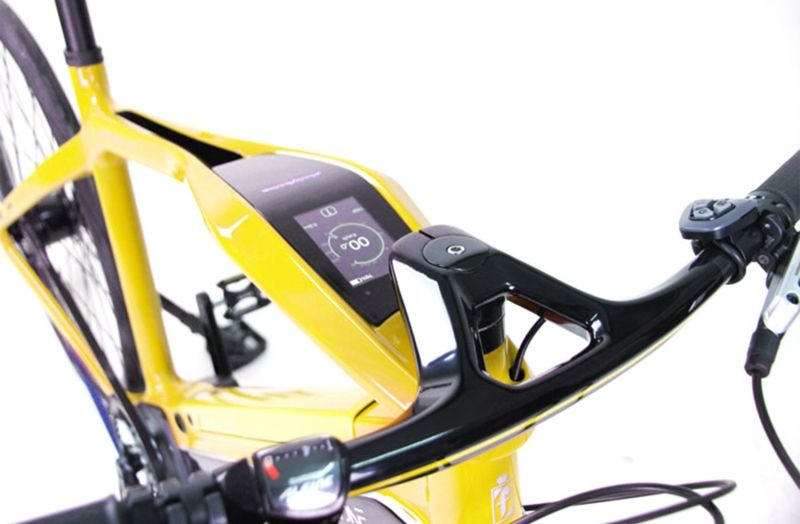 Sportiva yellow 14426