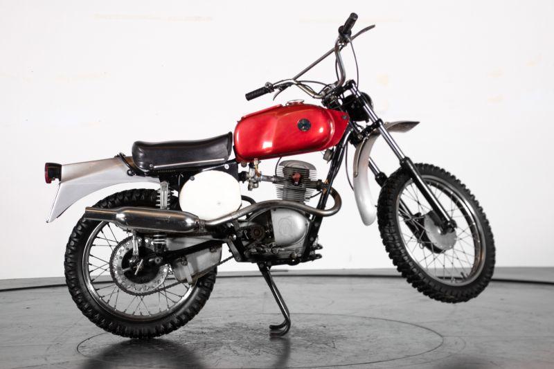 1971 GILERA 124 5V REGOLARITà COMP 49415