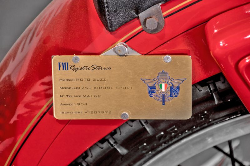1954 Moto Guzzi Airone Sport 250 71601