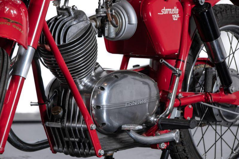 1963 Moto Guzzi Stornello 125 82234