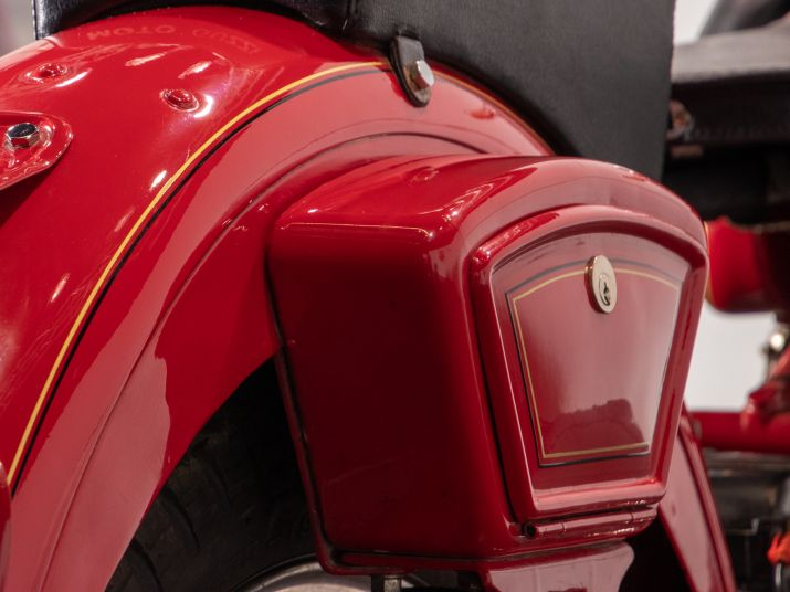 1956 Moto Guzzi 500 FS Sidecar 44969