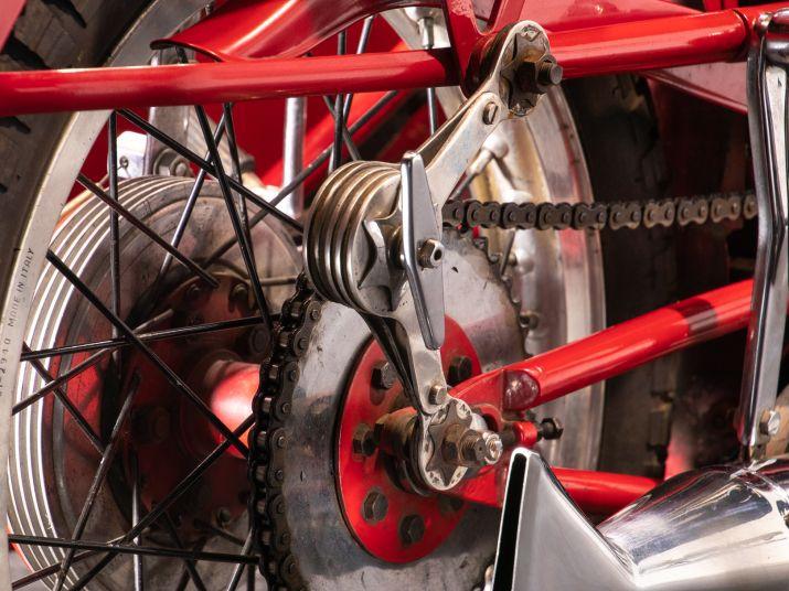 1956 Moto Guzzi 500 FS Sidecar 44973
