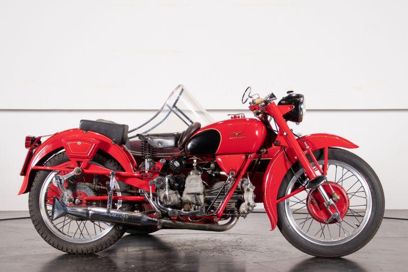 1956 Moto Guzzi 500 FS Sidecar 44958