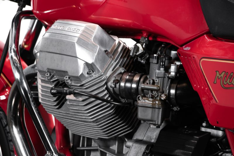 1991 Moto Guzzi GT 1000 69700