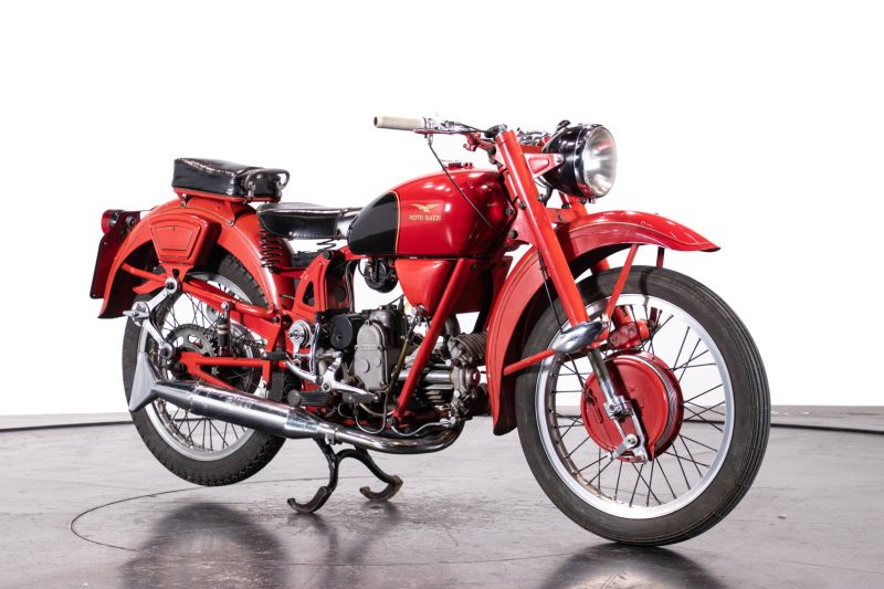 1954 Moto Guzzi Airone Sport 250 39113
